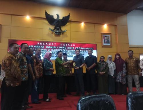 Terima Kunjungan Kerja dari Probolinggo dan Sukoharjo, DPRD Kota Blitar Pamerkan Program Bedah Rumah