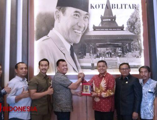 DPRD Kabupaten Lampung Tengah Studi Banding ke DPRD Kota Blitar