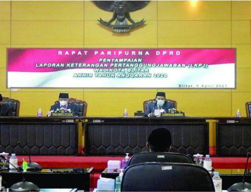 Bentuk Pansus Pembahasan LKPj Wali Kota